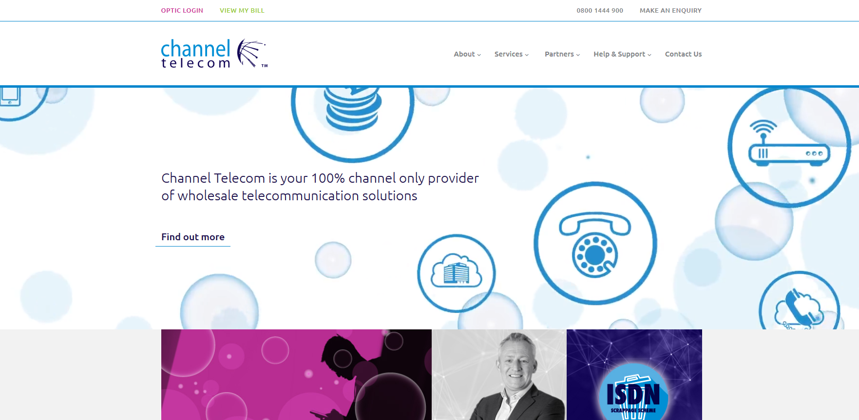 Channel Telecom Wordpress Plugin Development